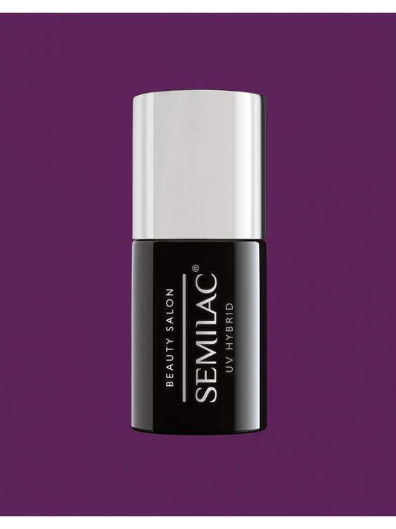 916 Semilac Beauty Salon Deep Plum 7ml