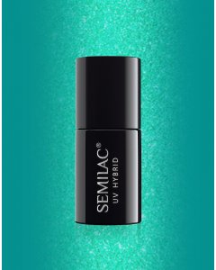 020 Esmalte semipermanente Semilac Green Glass 7ml