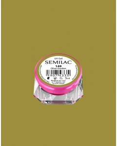 149 UV Gel Color Semilac Olive Garden 5ml