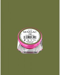 150 UV Gel Color Semilac Hunter Queen 5ml