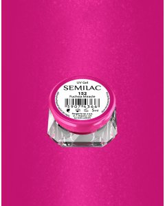152 UV Gel Color Semilac Fuchsia Miracle 5ml