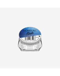 SEMILAC FLASH HOLO BLUE 691
